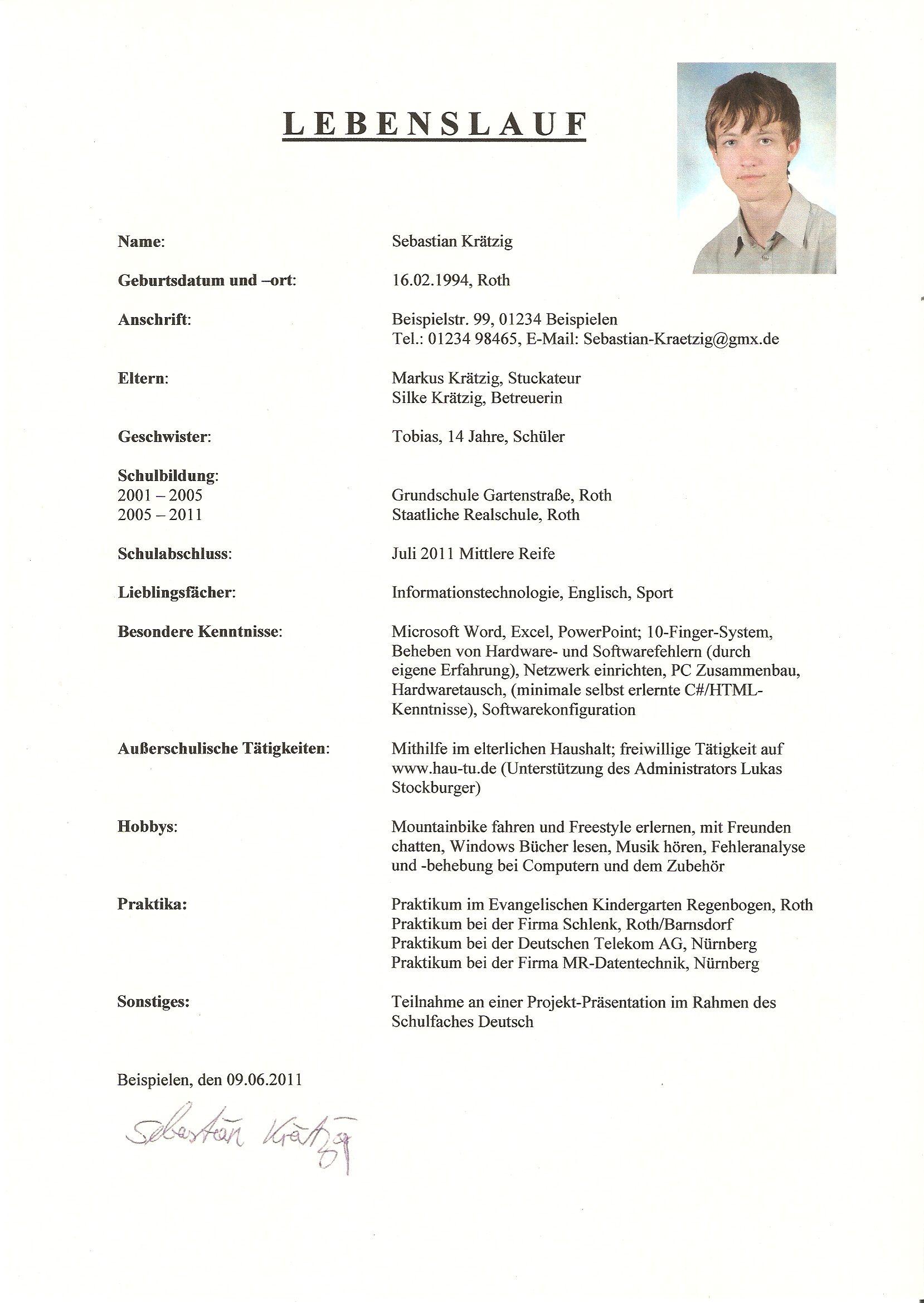 Curriculum Vitae Englisch Klasse 9 Modelo De Curriculum Vitae Vorlagen Lebenslauf Lebenslauf Lebenslauf Muster