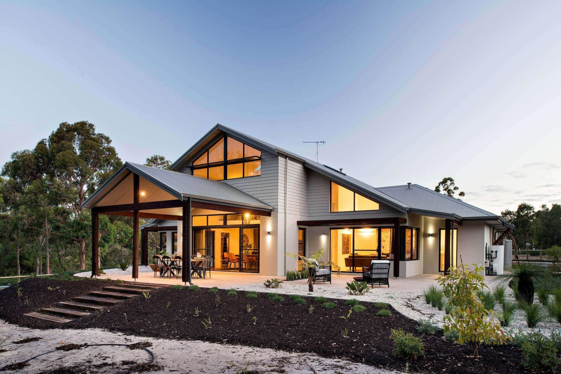 Two Story Loft House Designs 2 Storey Floor Plans Perth Wa The