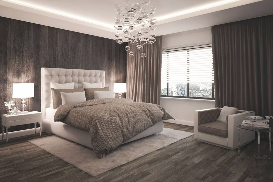 cremefarbene schlafzimmerideen h user. Black Bedroom Furniture Sets. Home Design Ideas