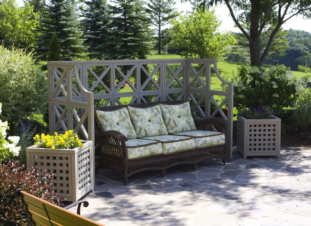Genial 11 Ideas For Better Backyard Privacy