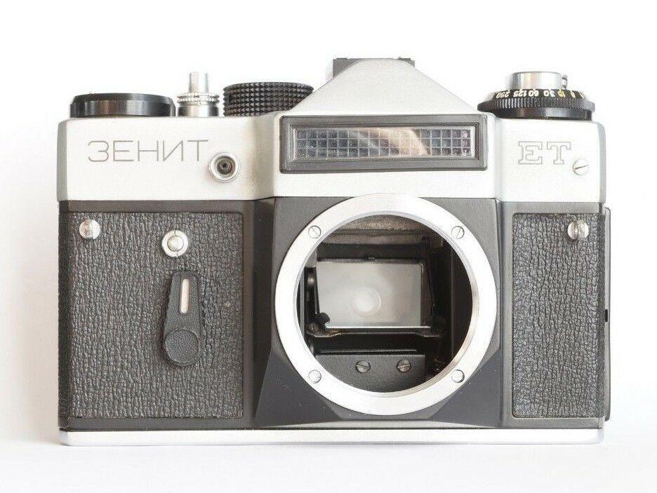 Zenit Et Vintage Functional Soviet Camera For Lomography