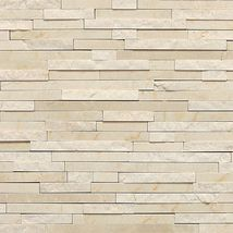 "Check out this Daltile product: Crema Marfil Classico (3/8"" Random Polished, Honed,"
