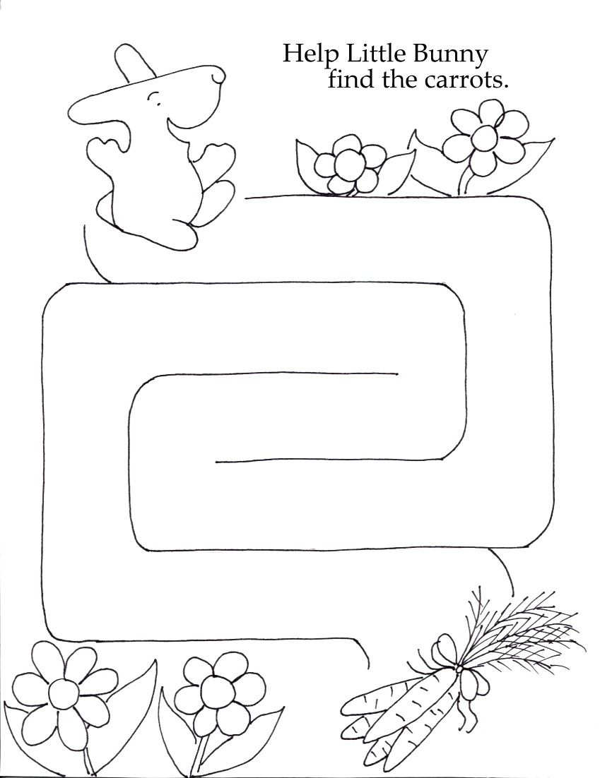 games coloring pages mazes for kids mazes for kids printable free preschool. Black Bedroom Furniture Sets. Home Design Ideas