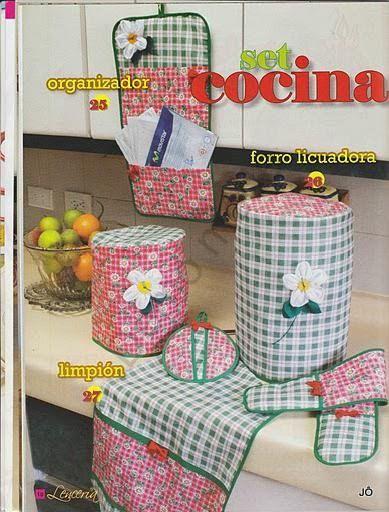 Lenceria Joelma Patch Albumes Web De Picasa Manualidades Lenceria Para La Cocina Revistas De Costura