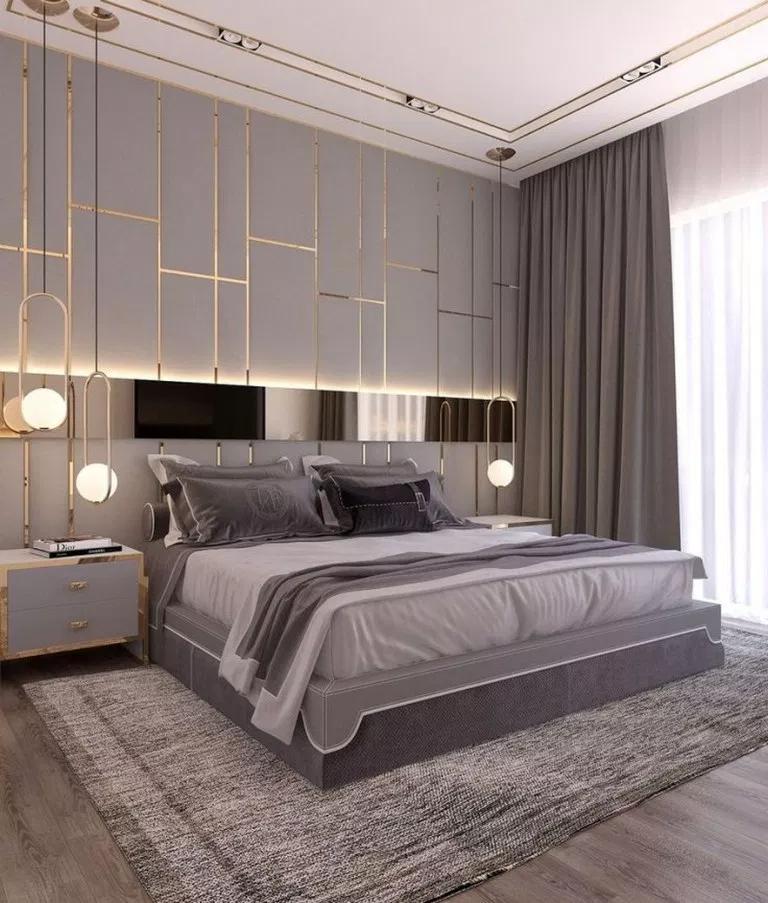 71 Lovely Dreamy Master Bedroom Ideas And Designs 68 Modern Style Bedroom Simple Bedroom Design Luxury Bedroom Master