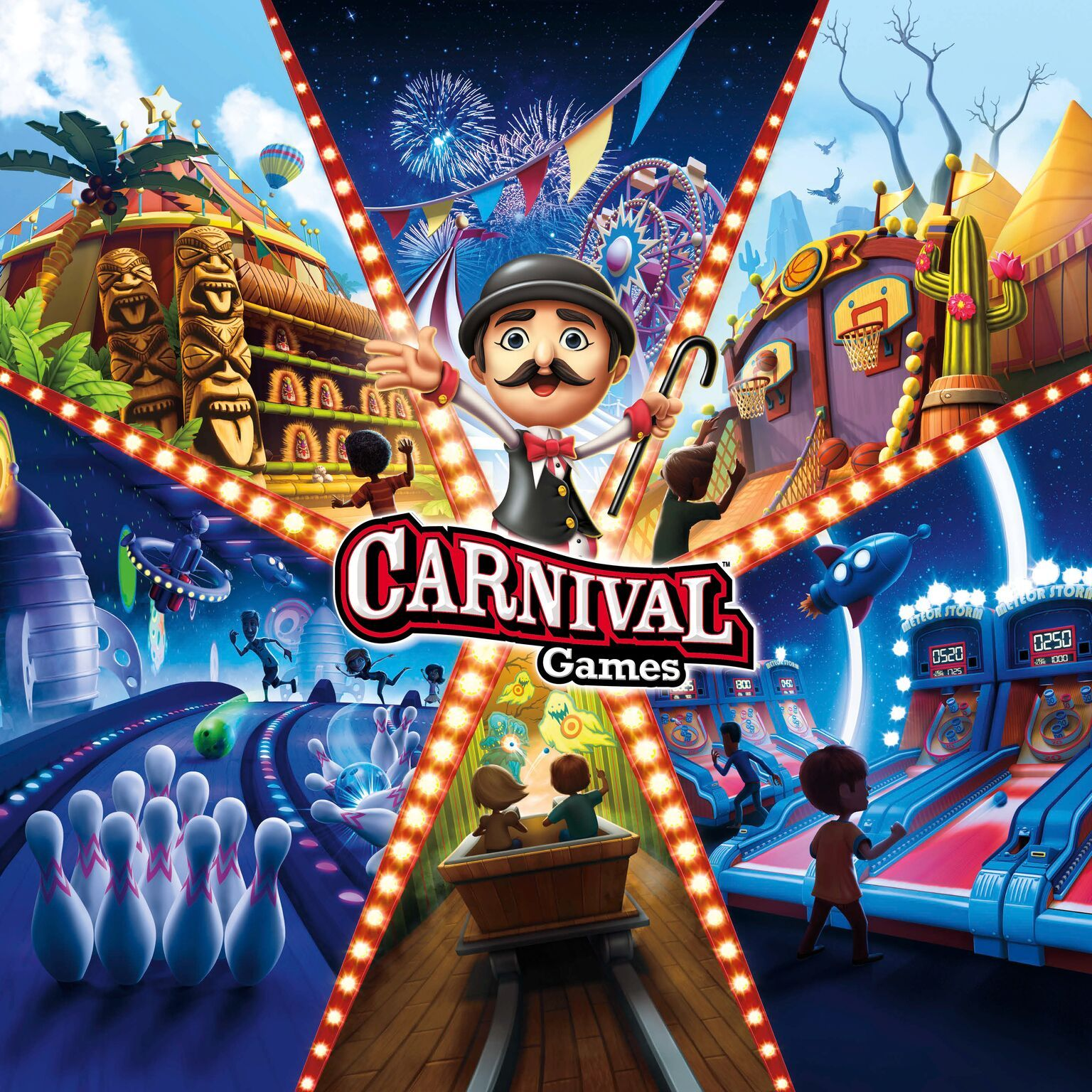Win Carnival Games On Nintendo Switch 25 Days Of Christmas 247moms Carnival Games 25 Days Of Christmas Carnival