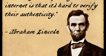 Trust Internet Quotes Abraham Lincoln