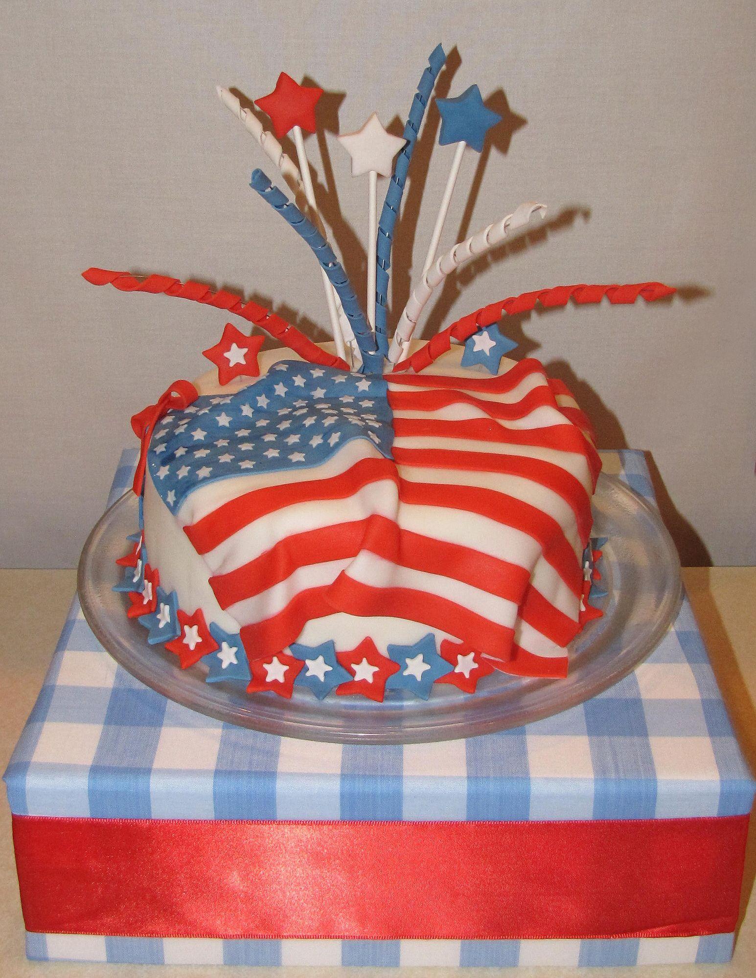Memorial Day Picnic Cakes 4th Of July Cake Memorial Day