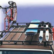 Garvin Rack Accessories Yakima Thule Crossbar Adapters 4in H Or 6in H Rack