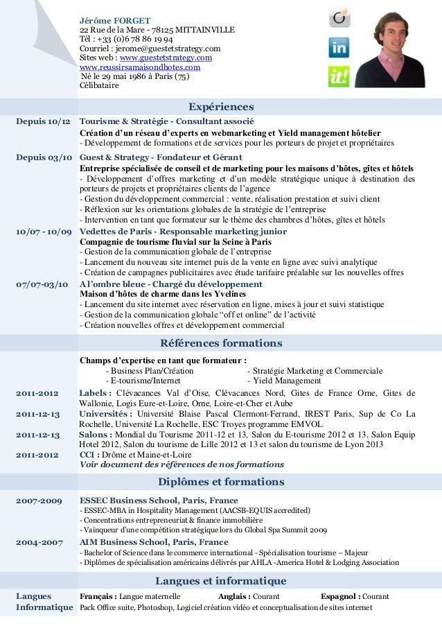 References Formationsdiplomes Et Formationslangues Et Informatiquejerome Forget22 Rue De La Mare 78125 Mittainvilletel Cvs Forget Image