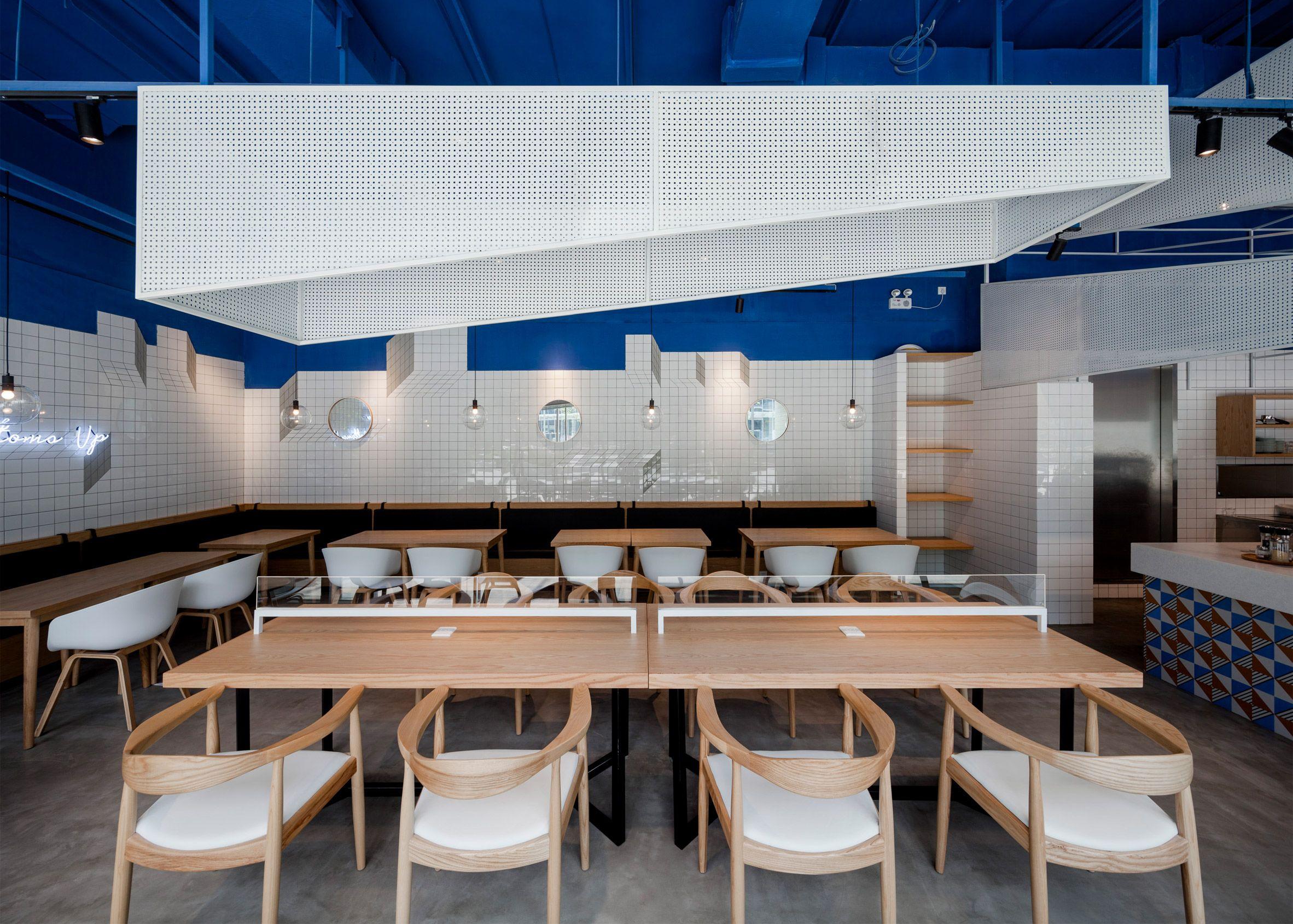swimming pool studio bases shanghai cafe interior on the mediterranean sea