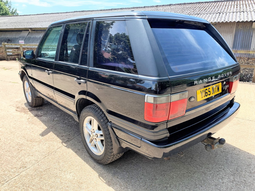 2001 Range Rover P38 2 5dhse Auto For Sale Car And Classic Sell Car Range Rover Car