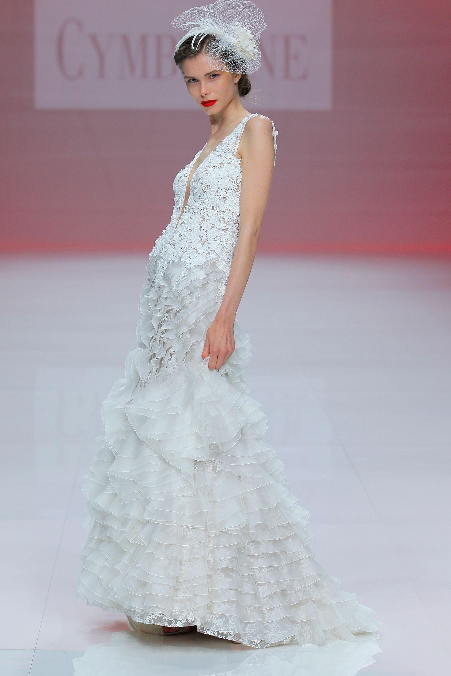 CY 051 (Cymbeline) #bridaltrends #coleccion2019 #brides2019 ...