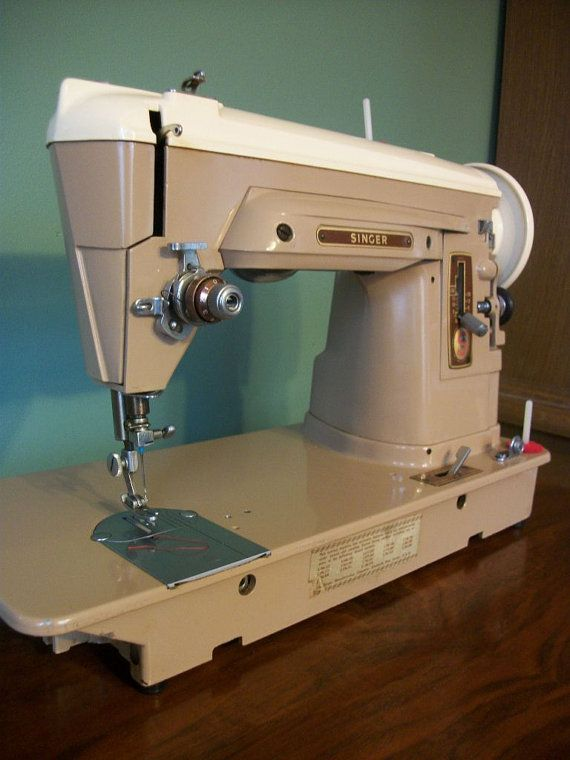 Singer 40 Straight Stitch Sewing Machine Lightweight For Quilter Inspiration Straight Stitch Sewing Machine