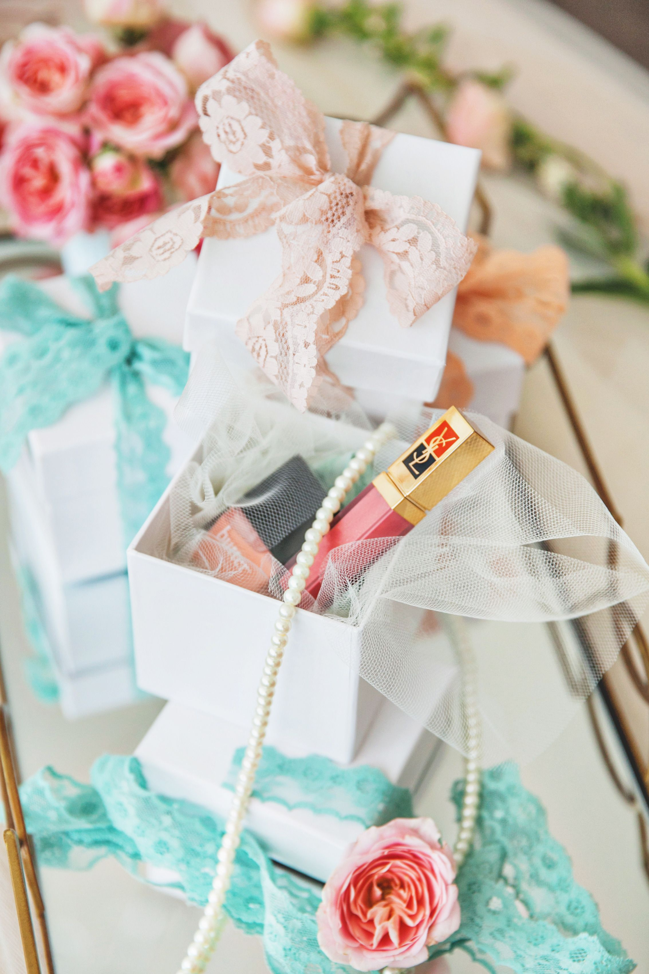 15 Gift Ideas For Your Bridesmaids | Shower inspiration, Bridal ...