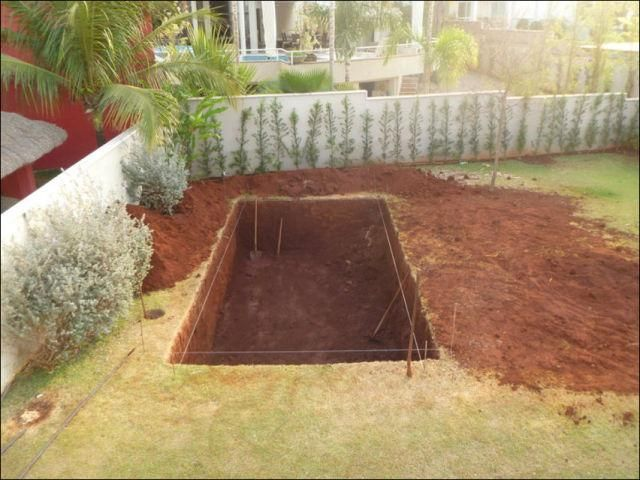 cheap way to build your own swimming pool projects