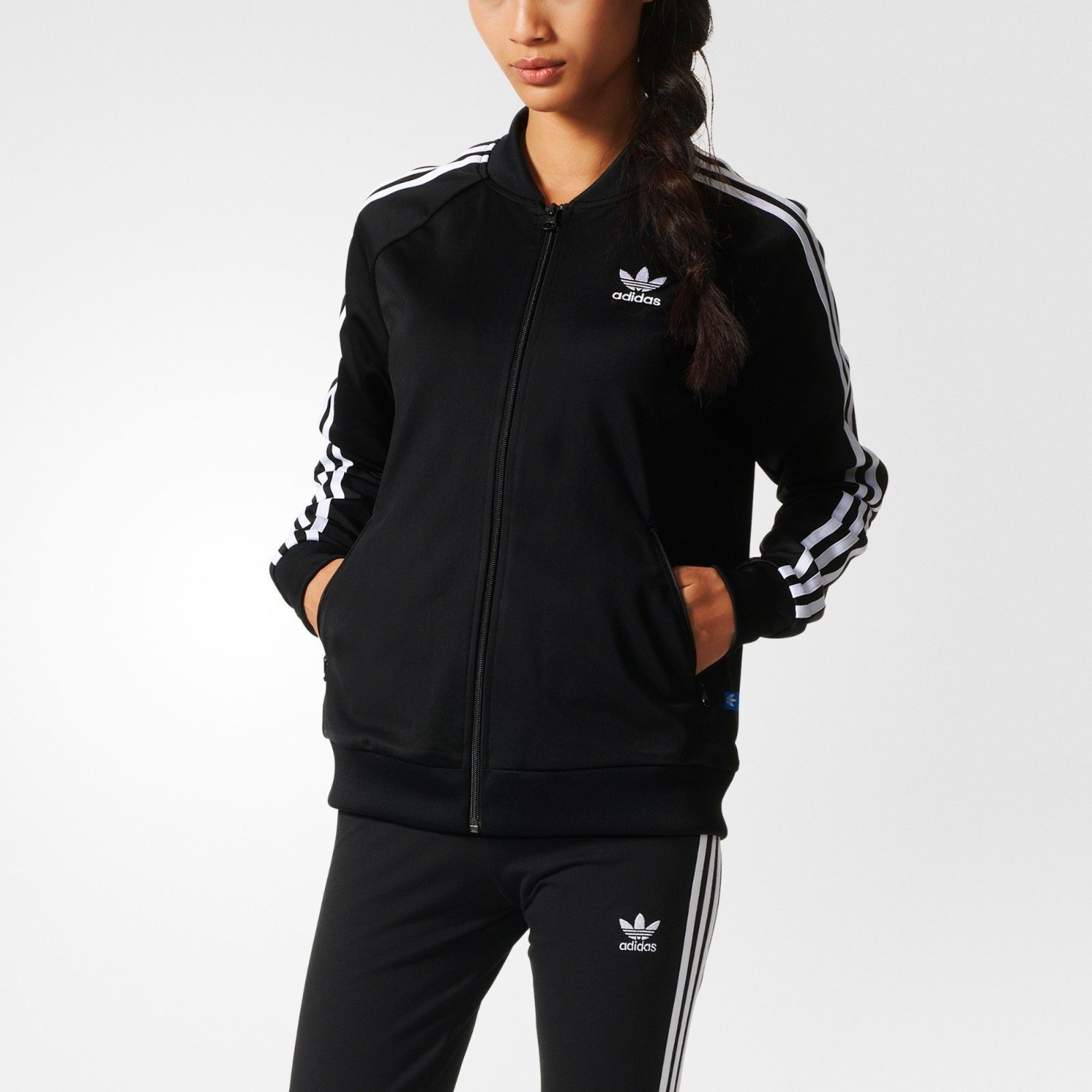 adidas originals superstar jacke damen