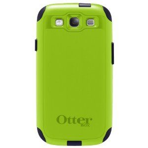 Amazon.com: OtterBox Commuter Series Hybrid Case for Samsung Galaxy S III - Atomic: Cell Phones & Accessories
