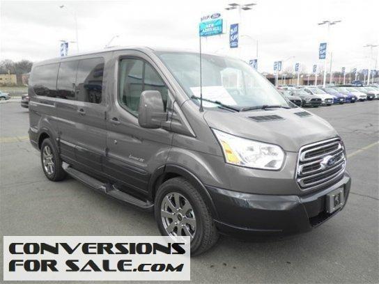 2015 Ford Transit 150 Explorer Conversion Van Ford Transit Van Van Conversion