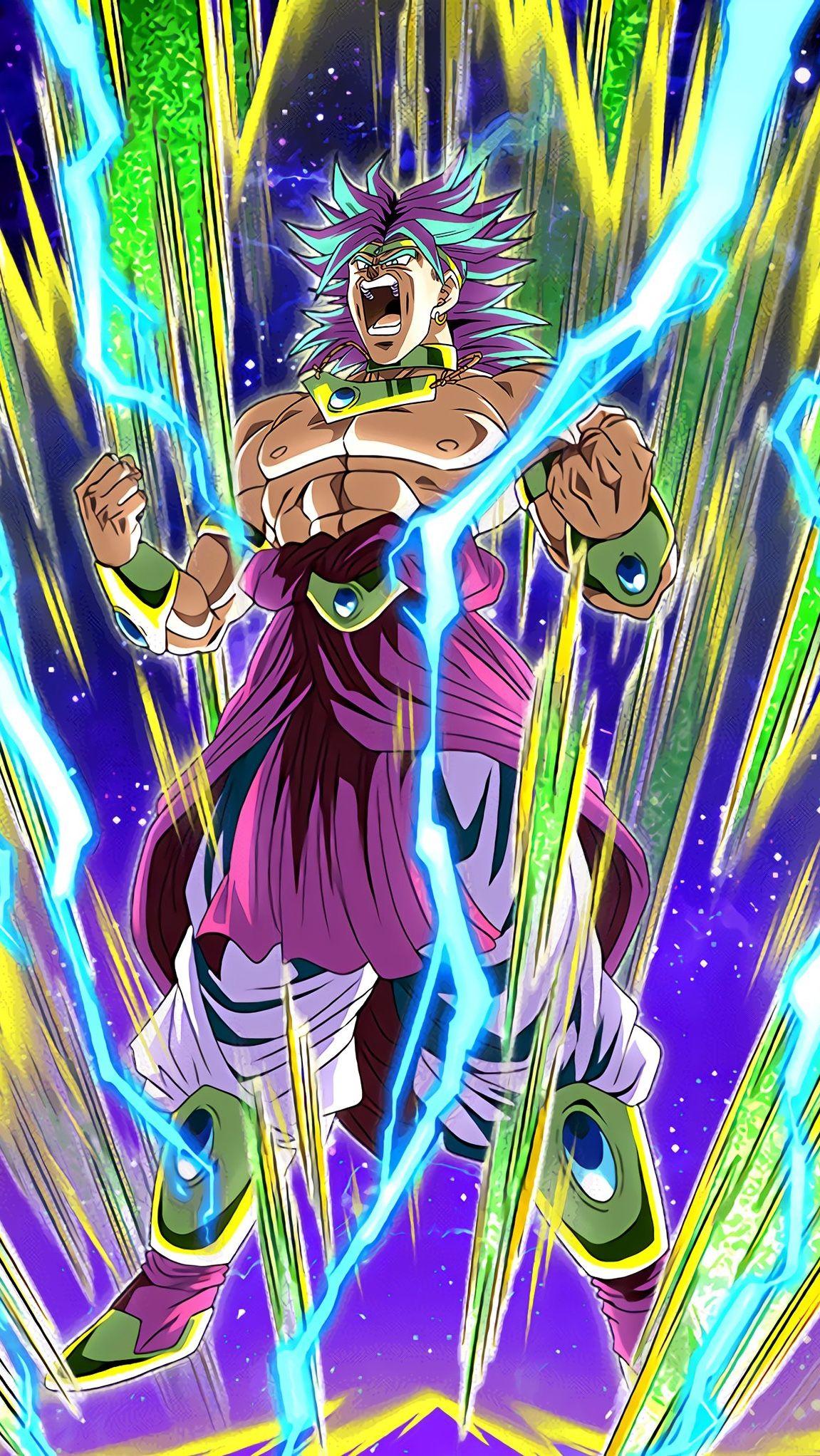 Dokkan Fest Broly Hd In 2021 Dragon Ball Super Artwork Dragon Ball Super Manga Dragon Ball Art