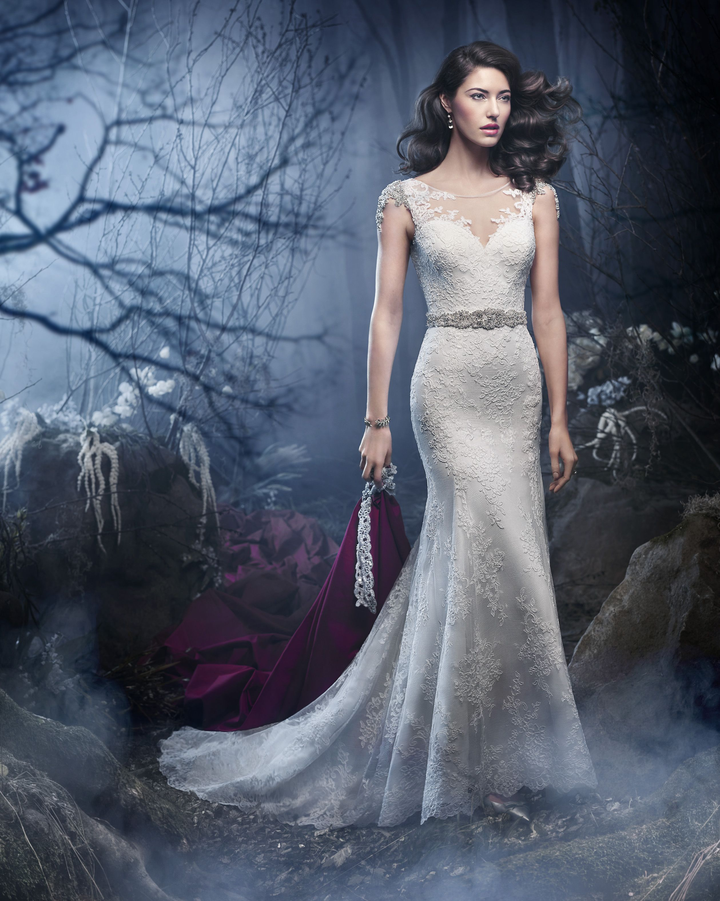 Fall 2015 Ad Campaign | Kenneth Winston Style 1589 | Bridal Ad ...