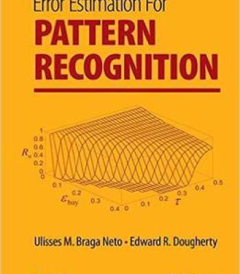 Error Estimation For Pattern Recognition Pdf Pattern Recognition