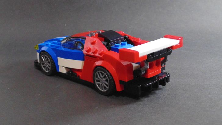 Speed Champions: Ford GT - LMS | Lego, Legos and Awesome lego creations