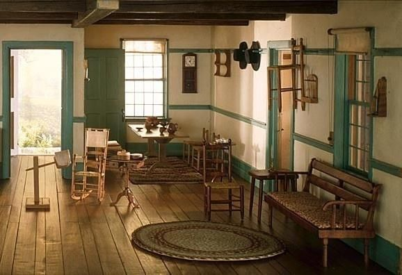 Chpt 15: Style Shaker room | Interior design styles ...