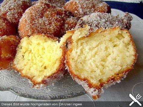 Kuchen Rezepte Einfach Und Schnell Mit Bild quarkbällchen quarkbällchen gute rezepte und schnell