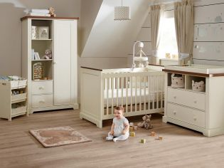 Avery Cot Bed From Next