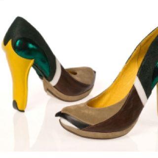 Amazing mallard shoes
