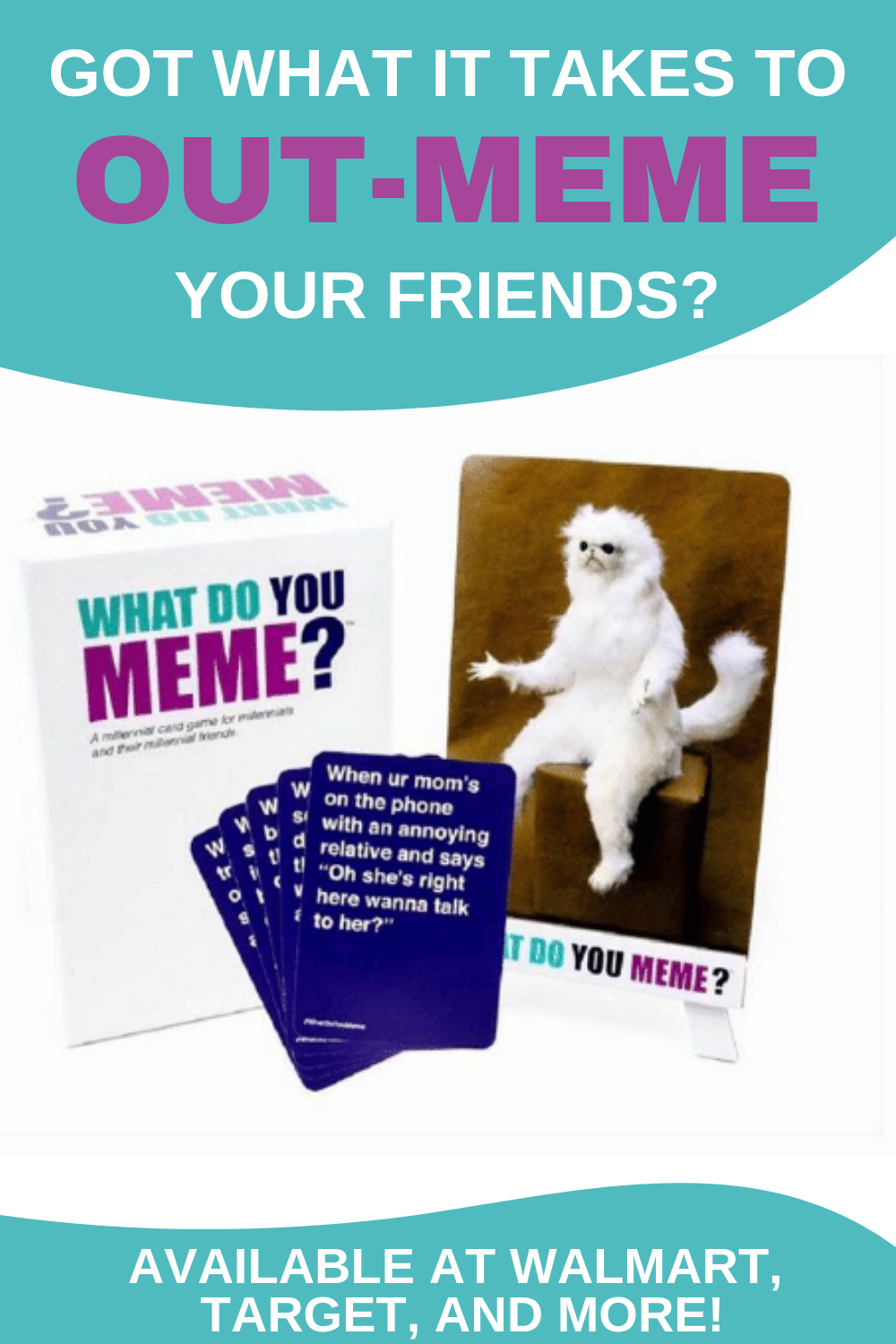 Pin On Adult Party Game Out Meme Your Friends
