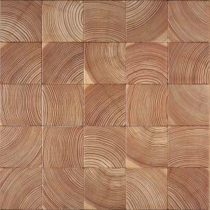 Paves Bois De Bout Meleze Pour La Coursive Des Kiki S Wall Tiles Design Wooden Textures Wood Floor Pattern