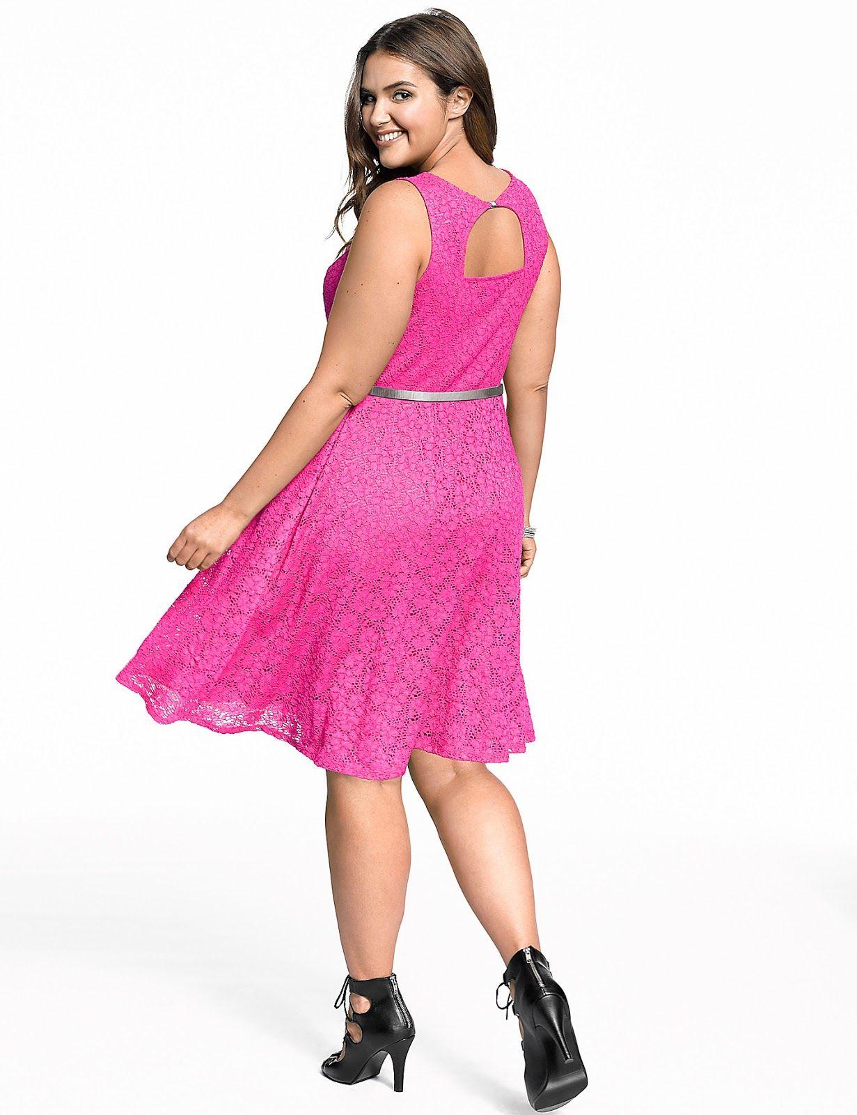 Especial vestidos para mujeres gorditas | Fiestas | Pinterest ...