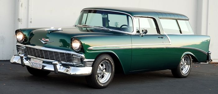 56 Chevy Classic Cars Chevy Chevy Nomad Classic Cars Trucks