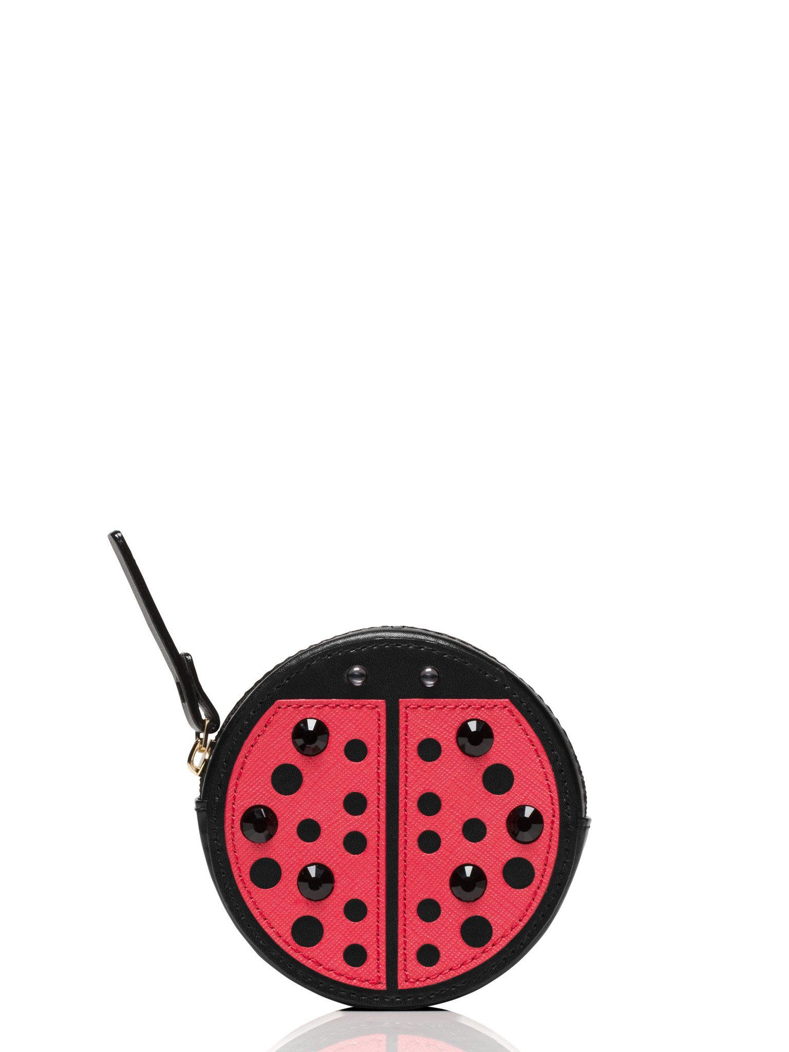 44b0971f96d2 Kate Spade turn over a new leaf ladybug coin purse in 2019 ...