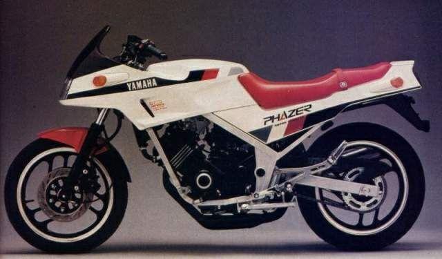 yamaha fz250 1985 yamaha fz250 phazer pinterest yamaha bike