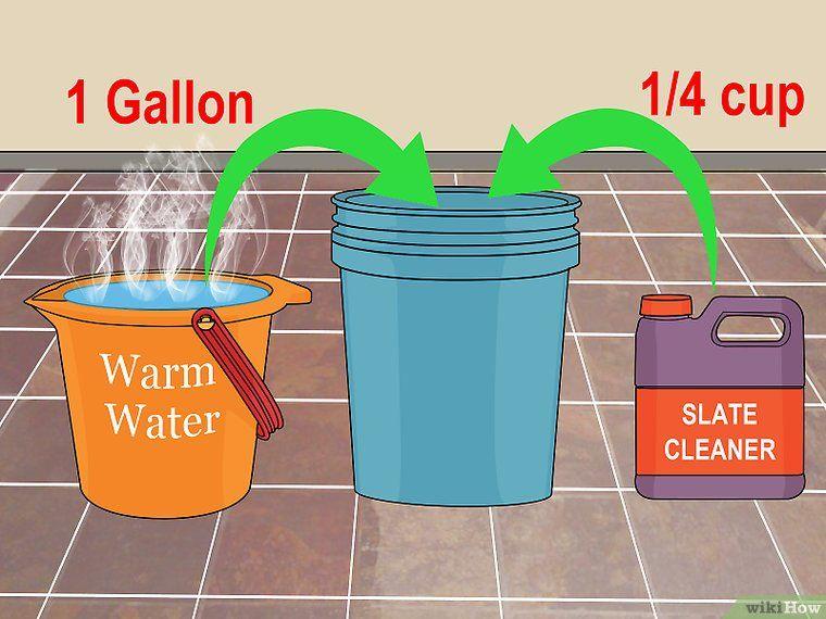 Clean Slate Floors Slate flooring, Cleaning, Slate