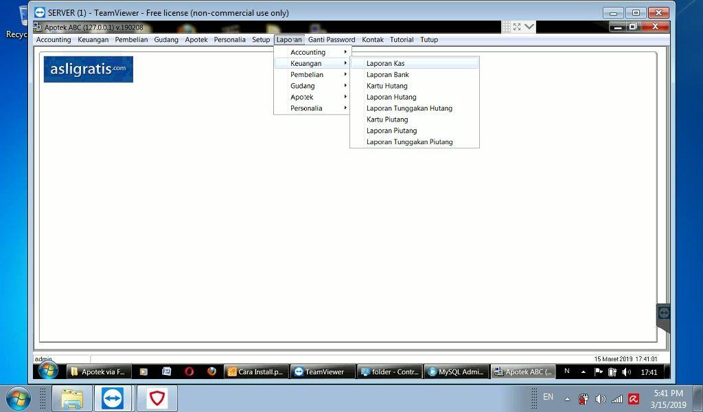 Install Solusi Gagal Login Install Software Apotek Pada Windows 7 64bit Software Installation Windows