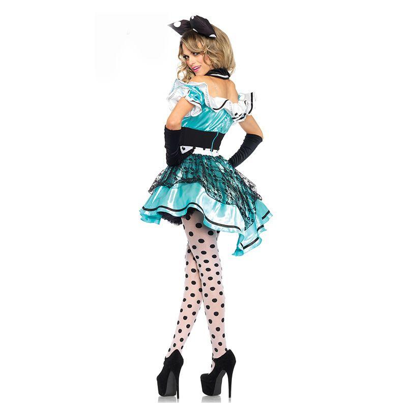 新作 不思議の国のアリス ハロウィン コスプレ衣装 cosplay 舞台演出服