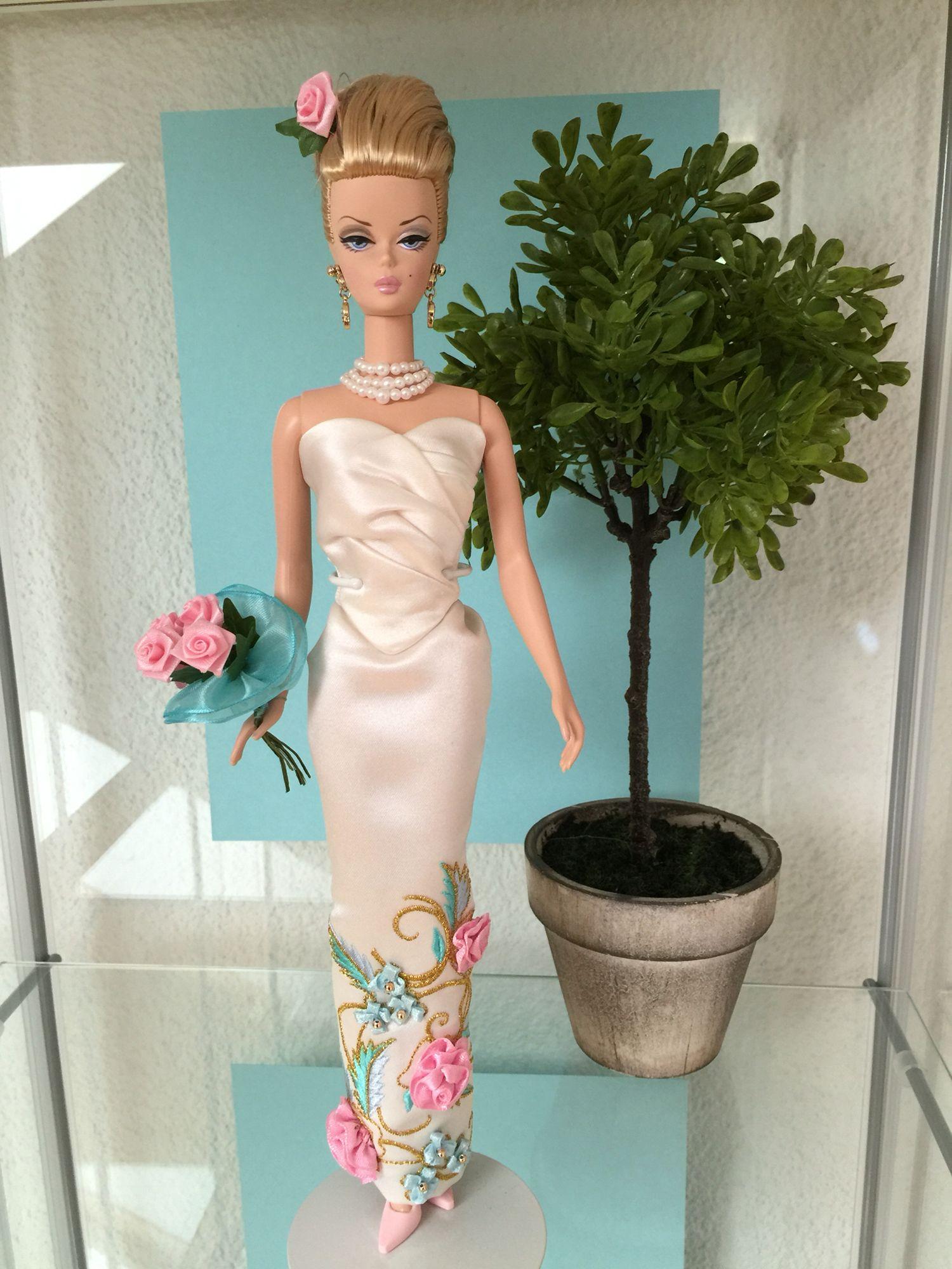 Silkstone Barbie | Barbie Clothes | Pinterest | Barbie, Vestidos ...