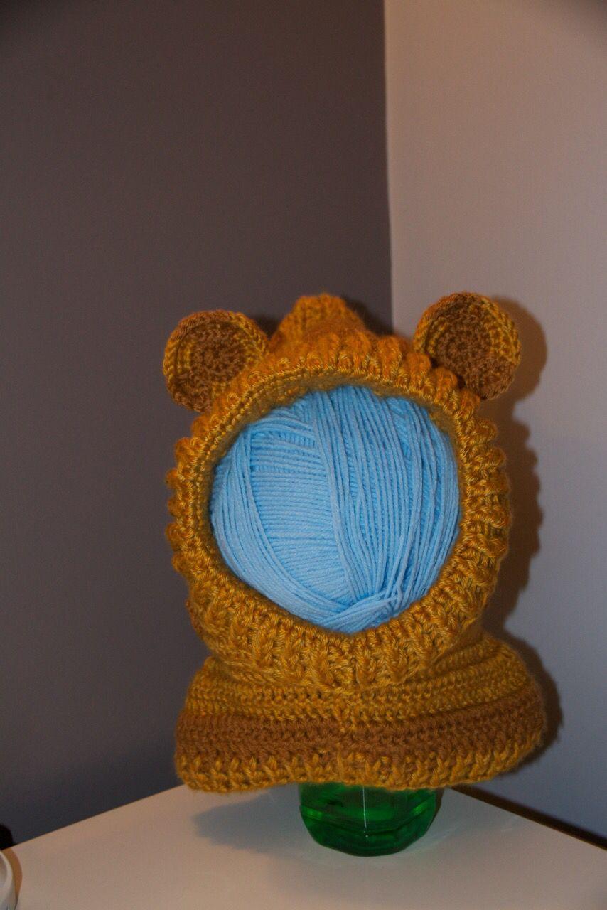Daniel Tiger crochet hat | Proyectos que intentar | Pinterest ...