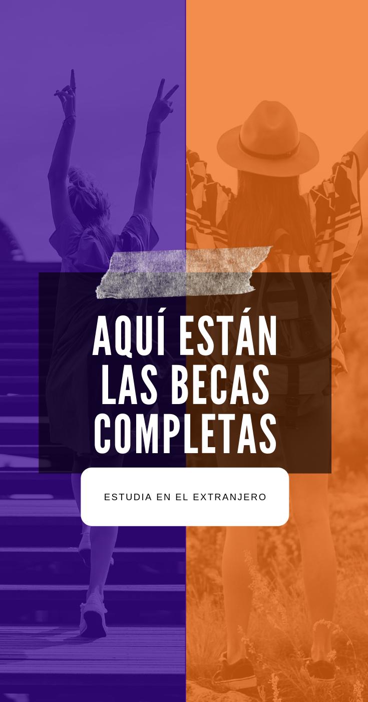 Becas Para Latinoamericanos 2021 Guía Oficial Vamos A Bordo Becas Universitarias Becas En El Extranjero Carreras Para Estudiar