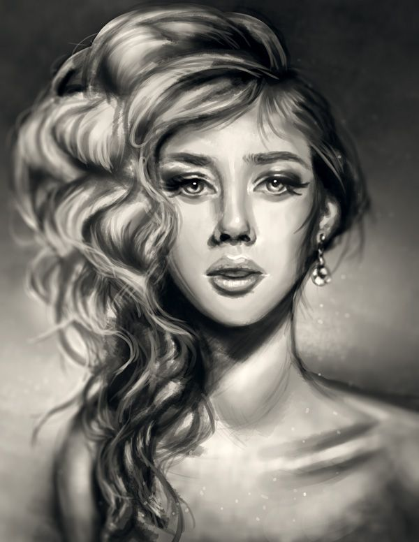 Create Digital Portrait Painting In Adobe Photo Have You Ever Wanted To Paint Yourself Or A Friend But Struggled With Making Your Paintings Look Like