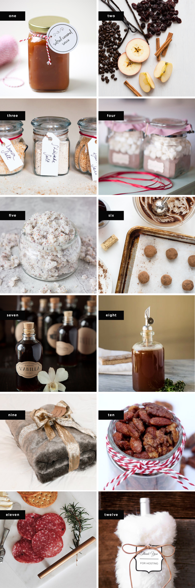 Easy Homemade Gifts That Are Guaranteed to Be a Hit at Holiday Parties - Verily