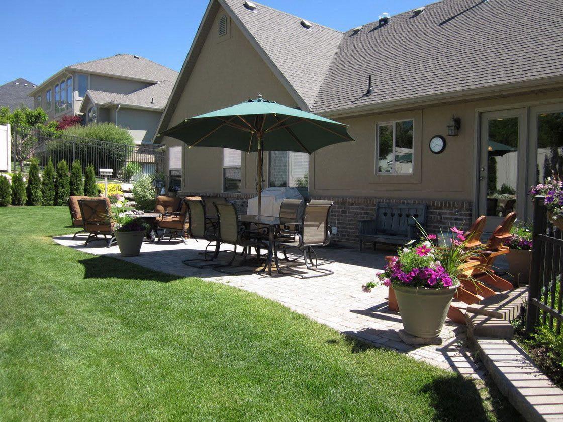 Nice Backyards Slucasdesign Beautiful