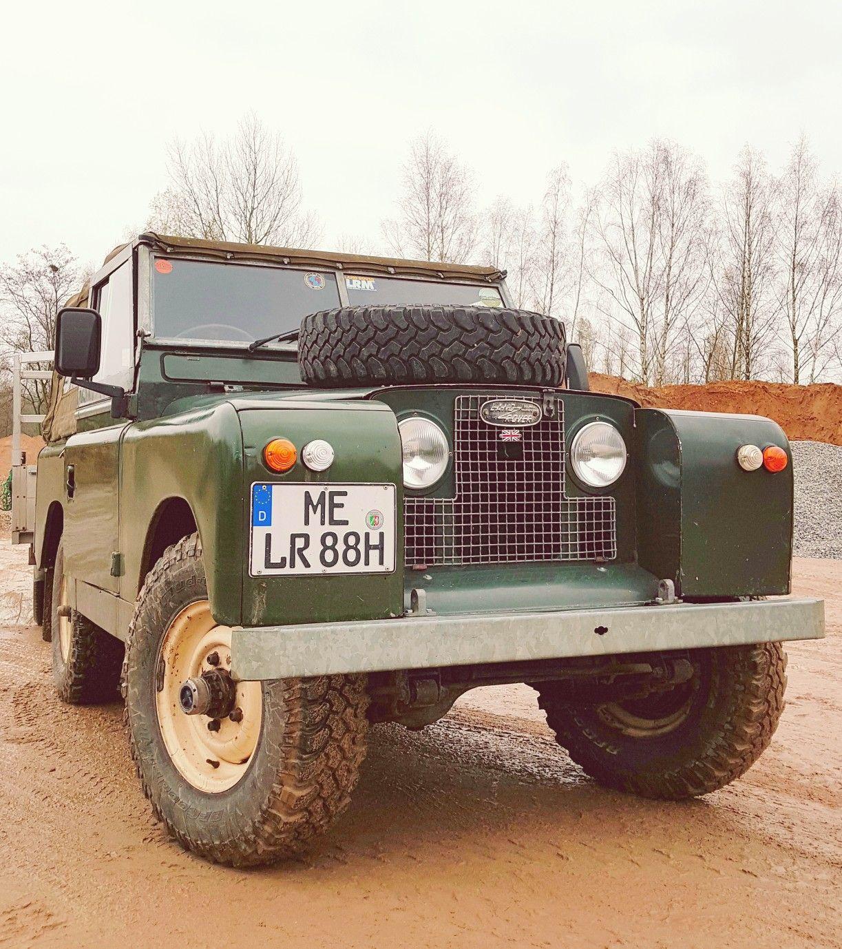 Land Rover Series 2a SWB Land rover series, Land rover