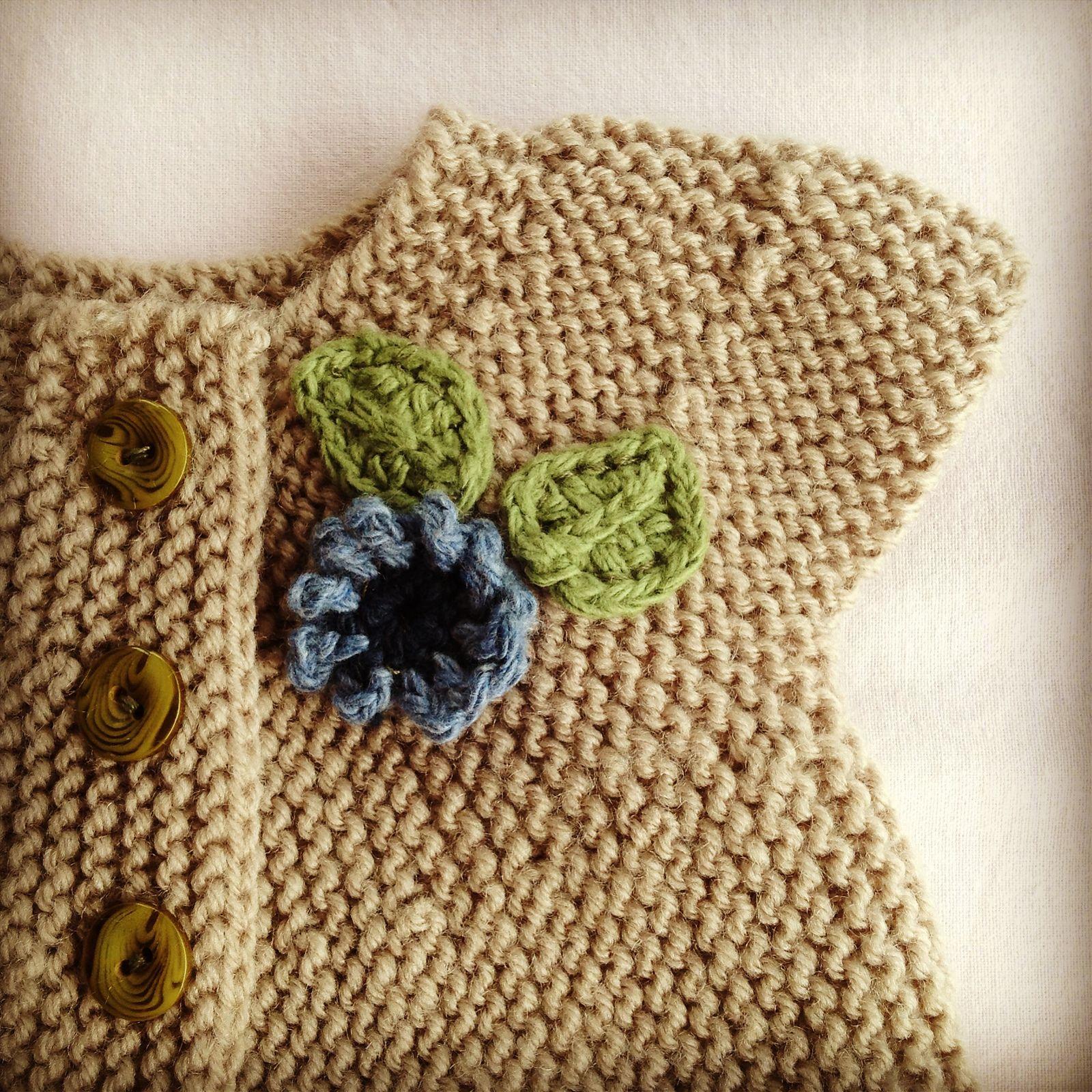 Ada Seamless Vest   Knitting, Baby knitting patterns ...