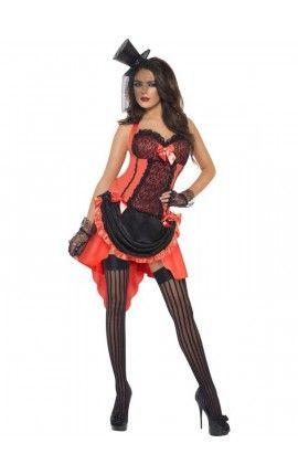 Disfraz de madame de burdel sexy  9a5ee3b514e0