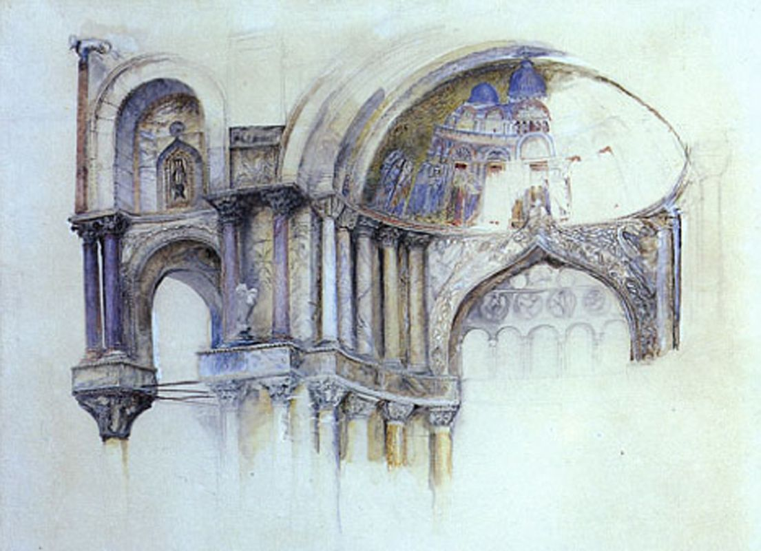 John Ruskin Arts And Crafts Movement